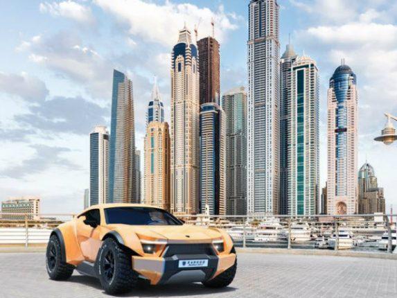 کرمان موتور|500GT|زاروق موتورز