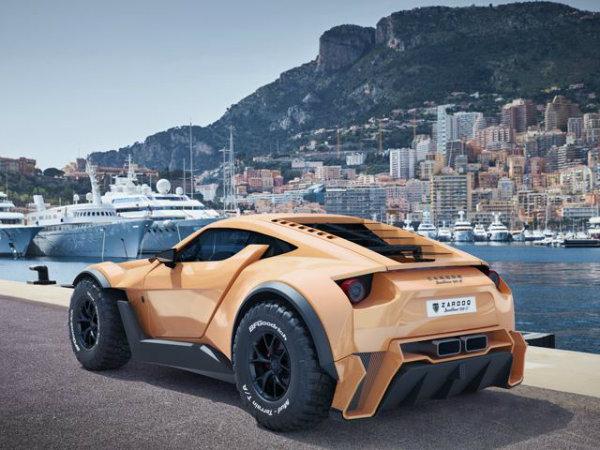 SandRacer 500GT|کرمان موتور