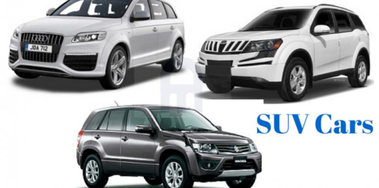خودروهای SUV